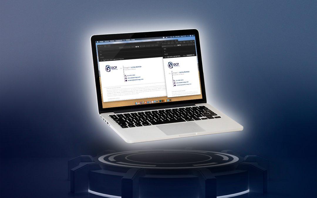 Cómo agregar una firma HTML en Mail para Mac