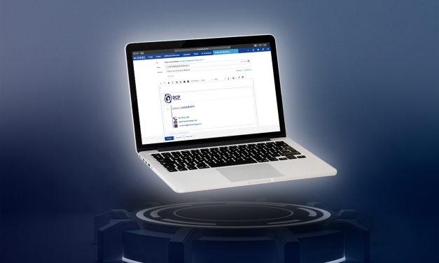 Cómo agregar una firma HTML en Webmail de Ionos